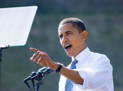 how to write a speech as effective as barack obama's